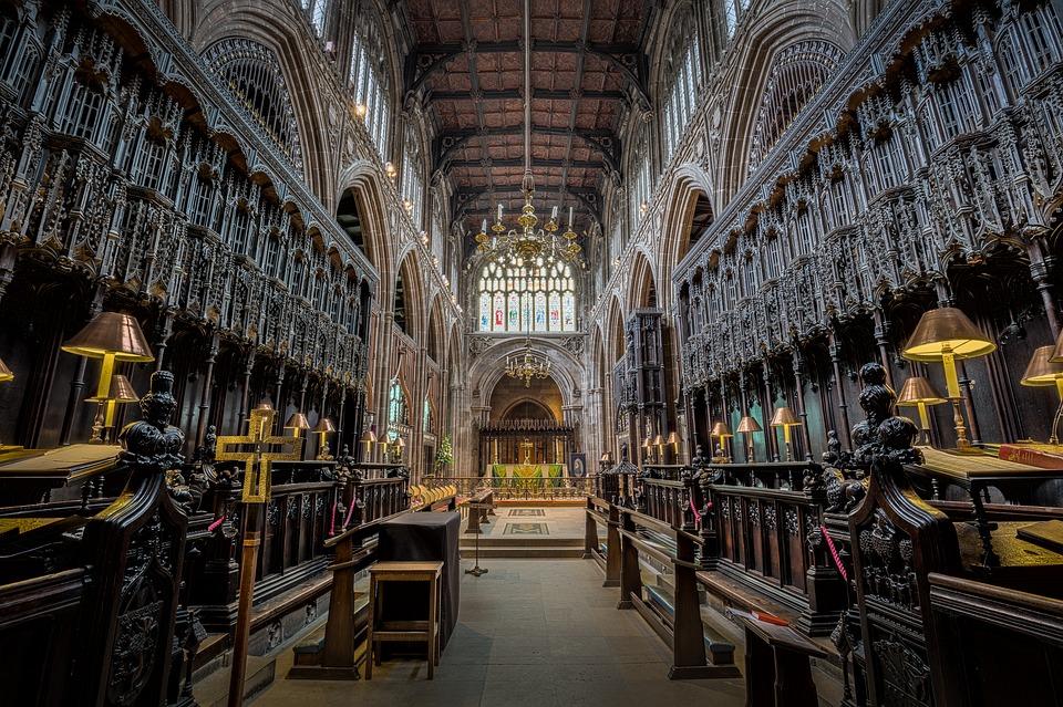 Cathédrale de Manchester